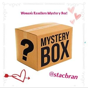 Other - ✨Resellers Women's Mystery Box!✨